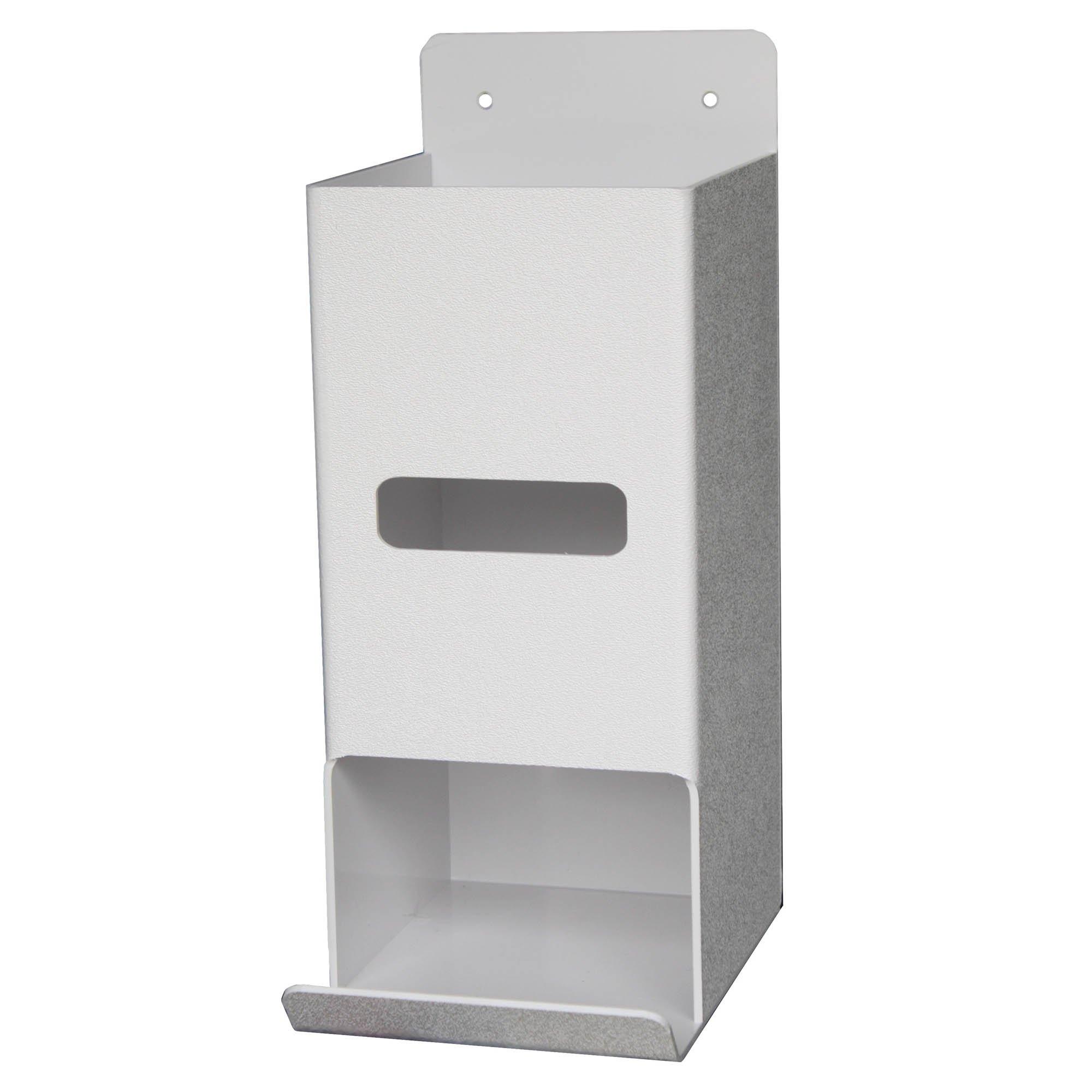Surgical Scrub Brush Dispenser - White ABS