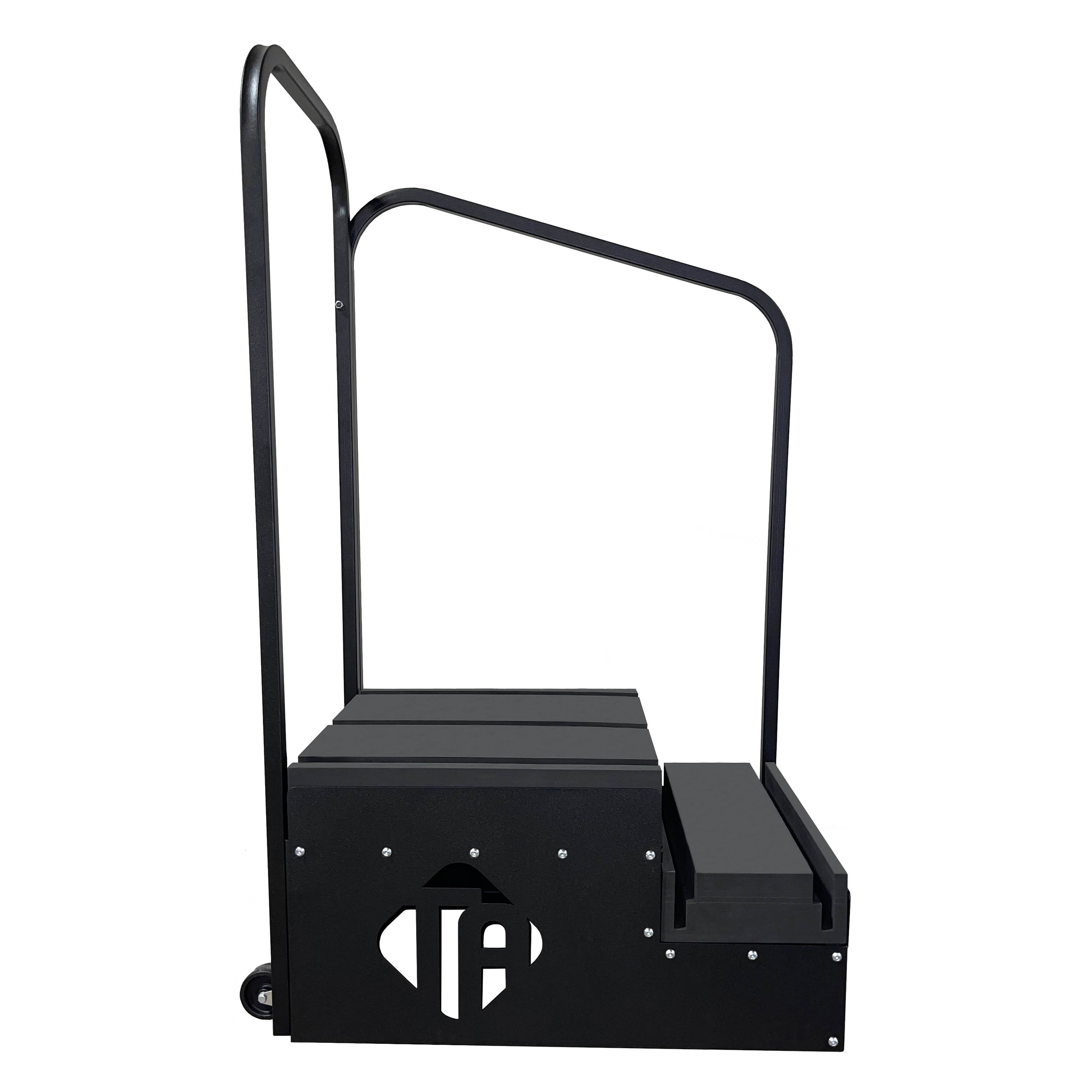 Mobile Two-Step Weight Bearing Imaging Platform - Comfort Closed Cell Steps