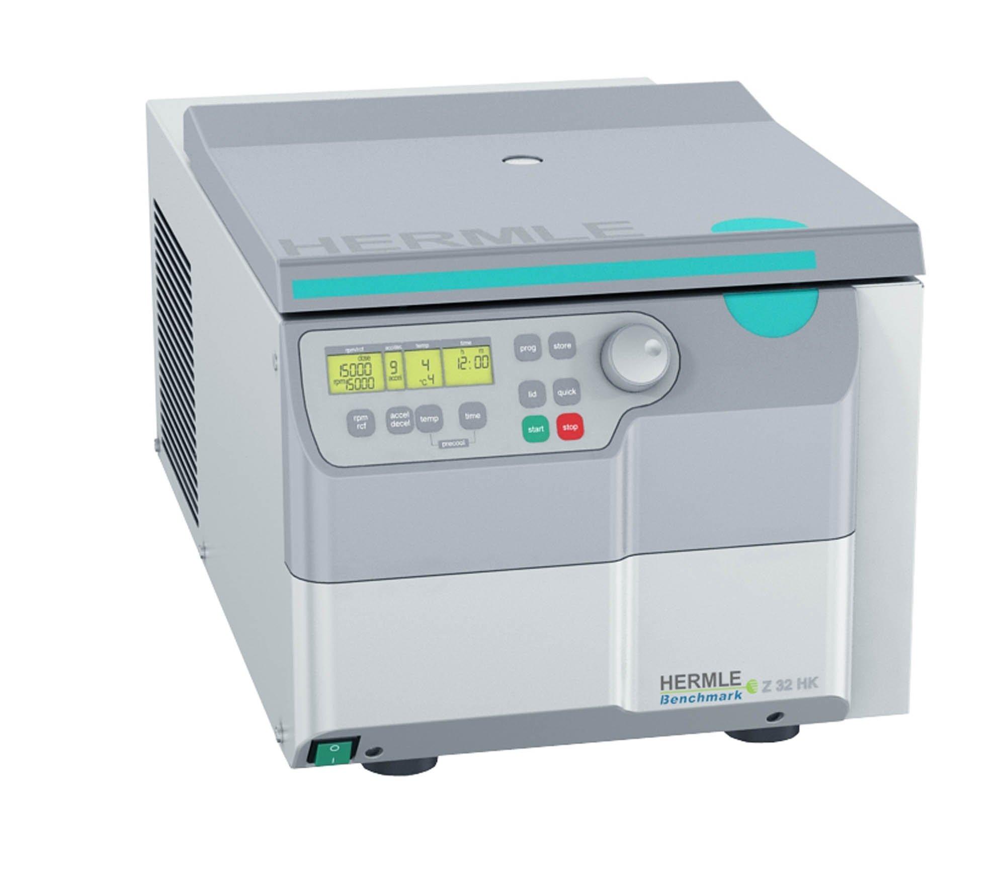 Z32-HK Refrigerated Centrifuge