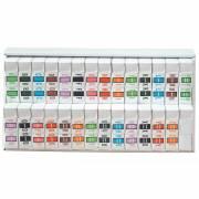 File Doctor Match FDAV Series Alpha Roll Labels A-Z Set
