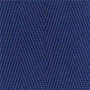 Nylon Ankle Restraint with Hook & Loop - Blue