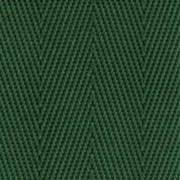2-Piece Nylon Strap with Metal Push Button Buckle & Loop-Lok Ends - 5' - Green