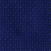 2-Piece Polypropylene Strap with Plastic Side Release Buckle & Loop-Lok Ends - 7' - Blue