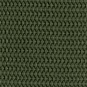 1-Piece Polypropylene Strap with Metal Drop Jaw Buckle - 9' - Olive Drab
