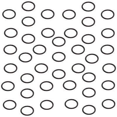 O-Rings for Bio Plas Screw Caps -  Ethylene/Propylene - Black
