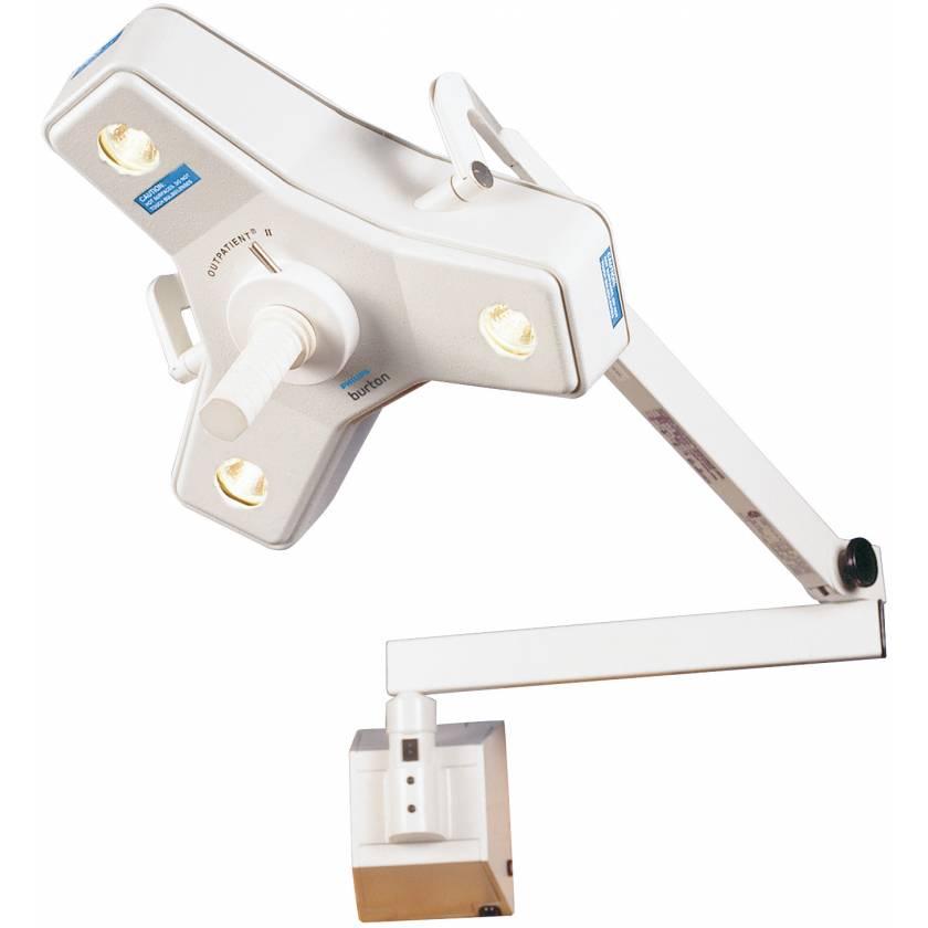 Outpatient II Wall Mount Procedure Light