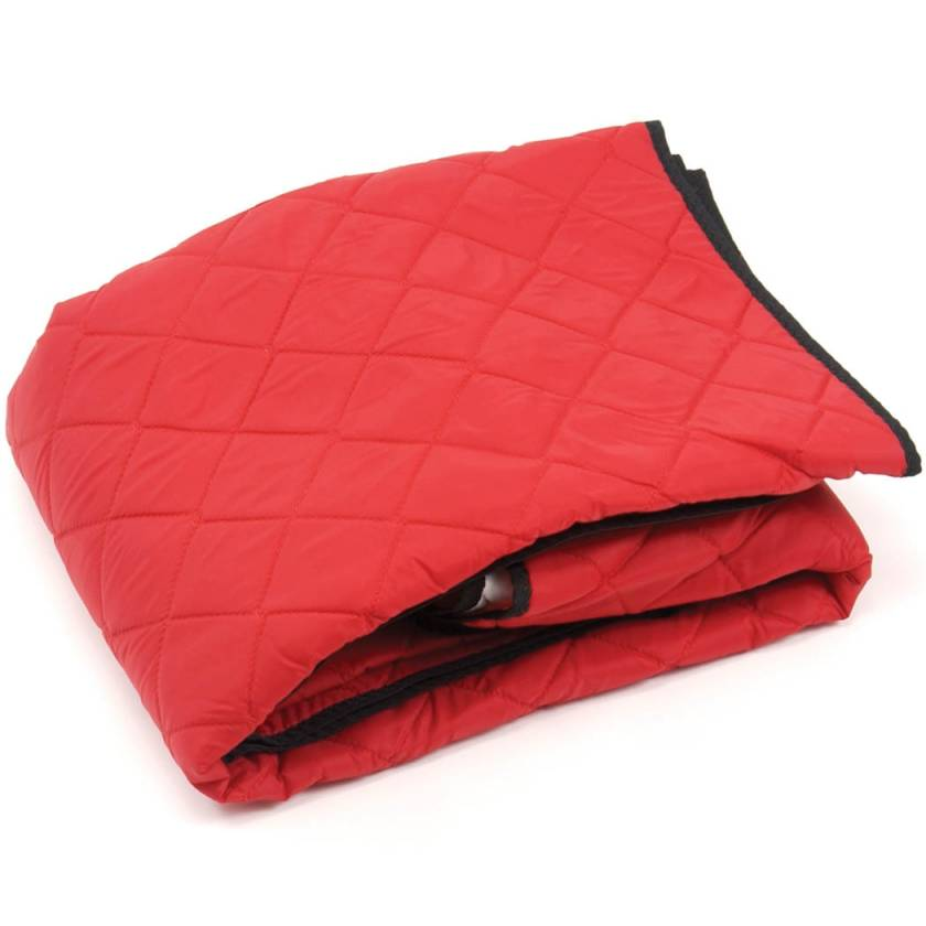 Ferno 0311150 Model 353 Red Quilted Nylon Blanket