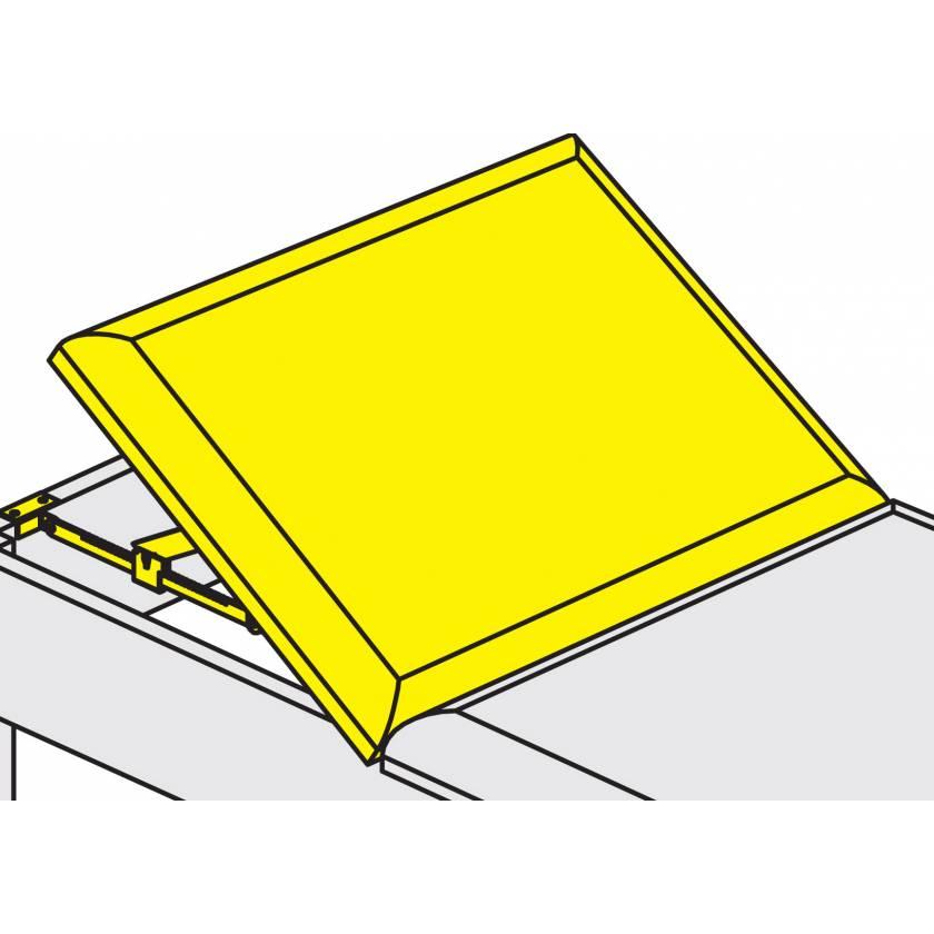 Adjustable Headrest Option for Echo Scan Table 4892