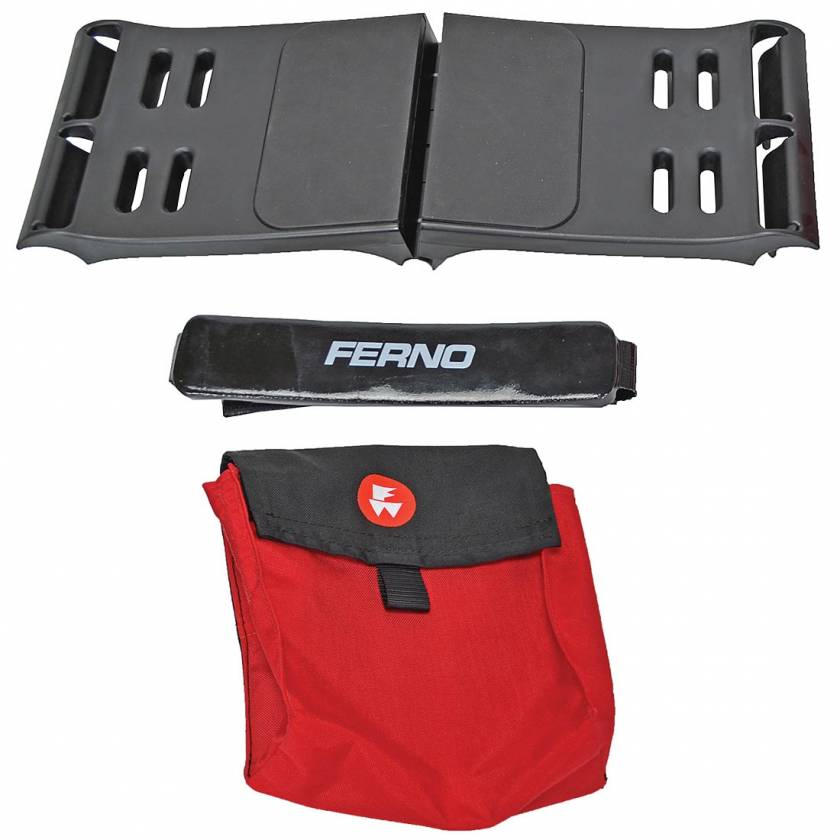 Ferno 0822430 Headrest Kit for Model 59-T EZ-Glide Evacuation Chair