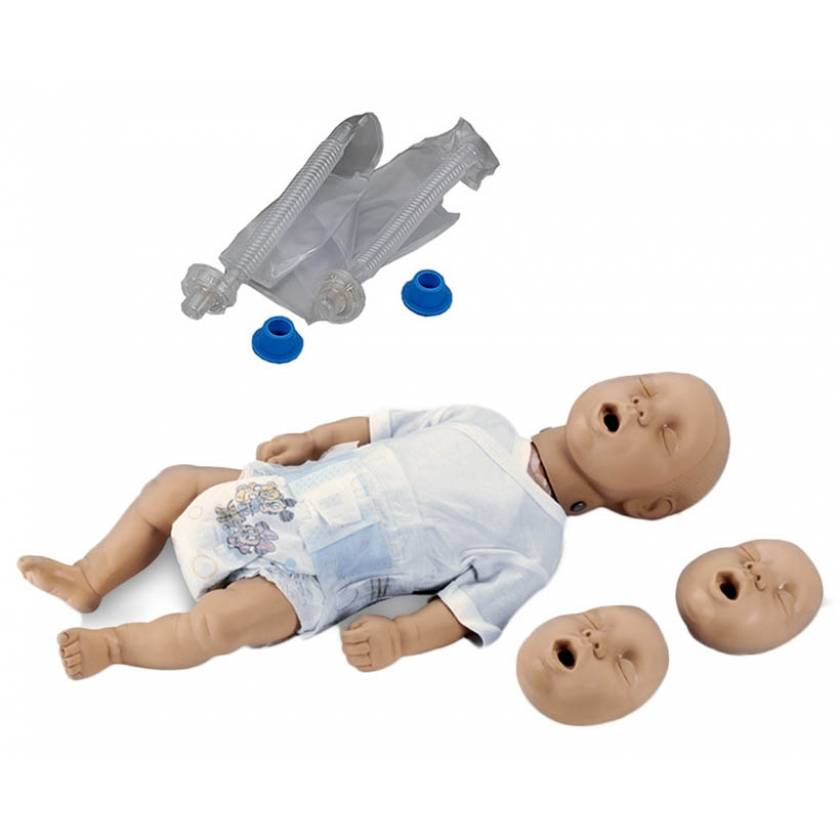 Simulaids Kim Infant CPR Manikin Without Carry Bag - Light