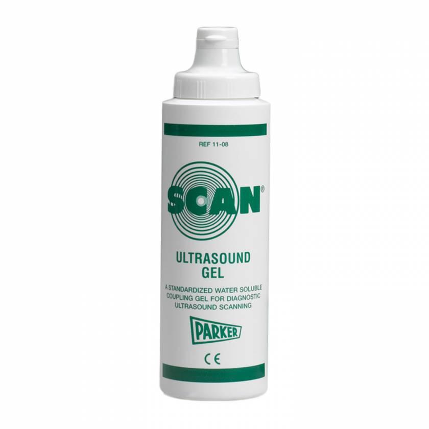 Scan Ultrasound Gel - 8 oz Dispenser Bottle