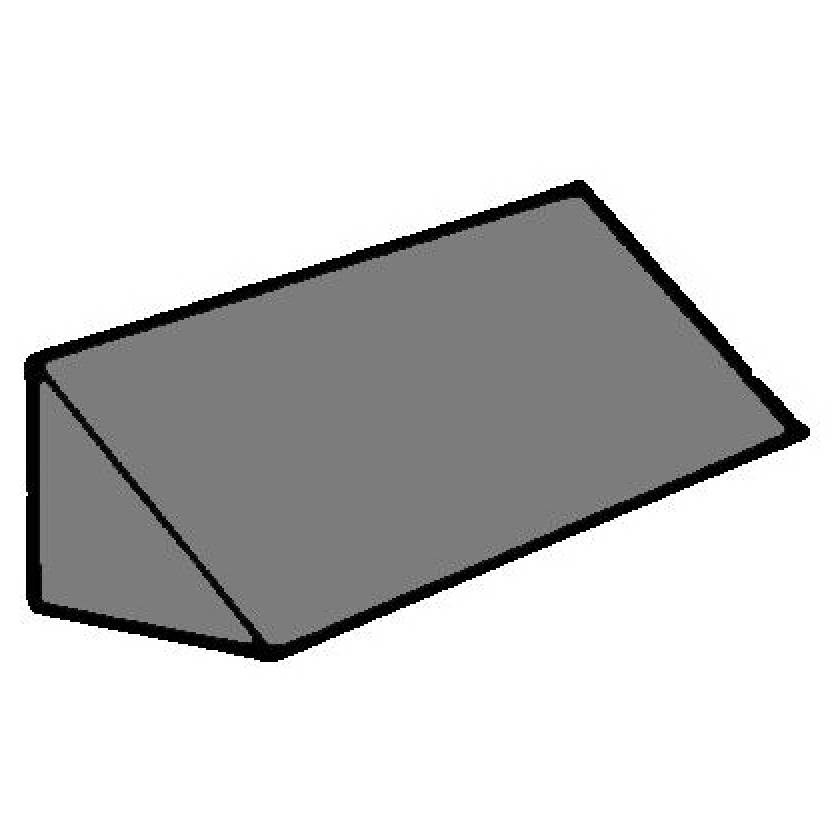 """Extremity Wedge Foam Positioning - 45 Degree - 3""""H x 3""""W x 7 1/4""""L"""