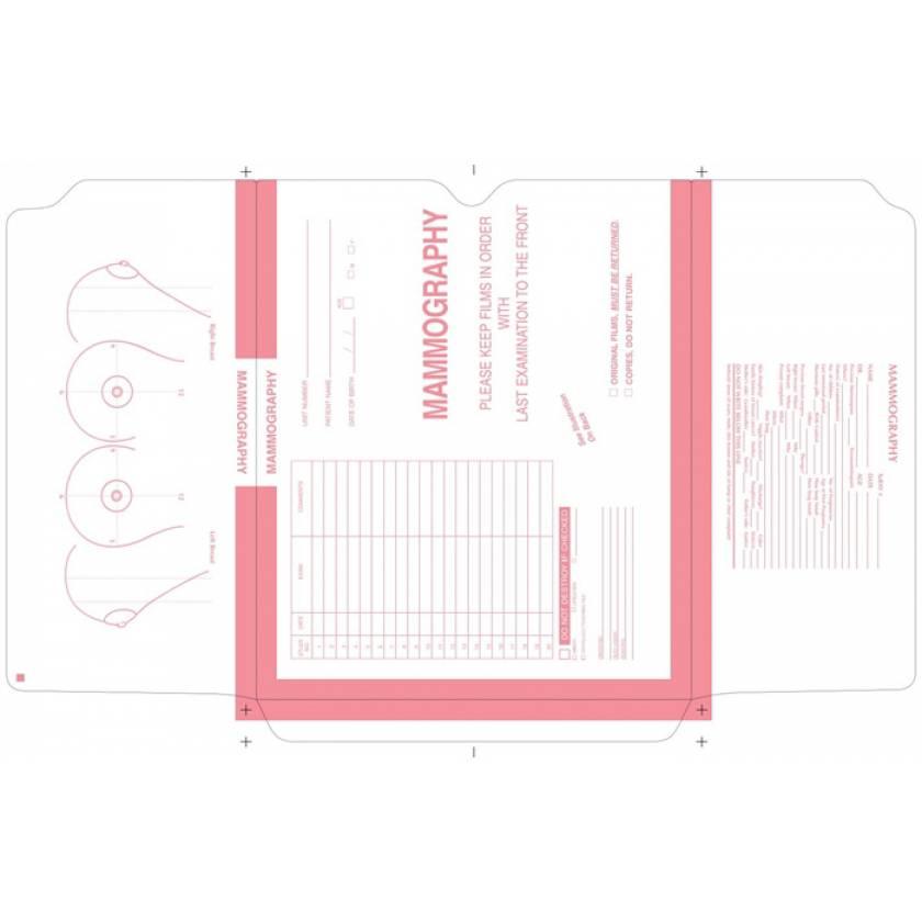 Mini Insert Envelope - Mammography