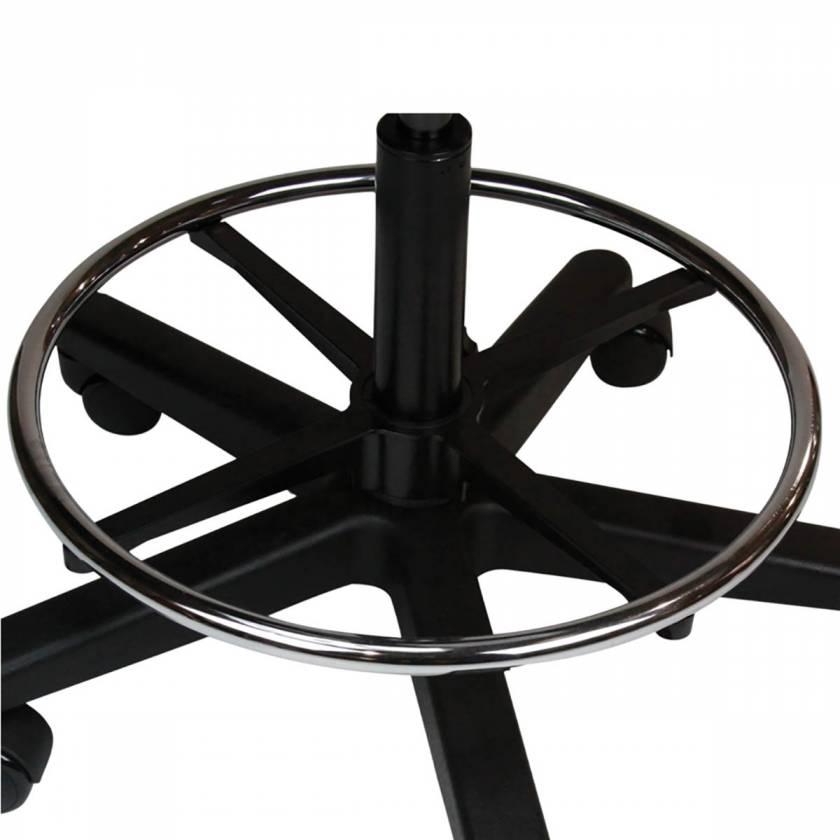 Standard Foot Ring for Blickman Adjustable Pneumatic Exam Stool