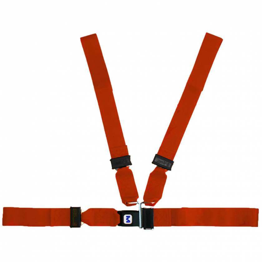 Nylon Shoulder Harness Strap System