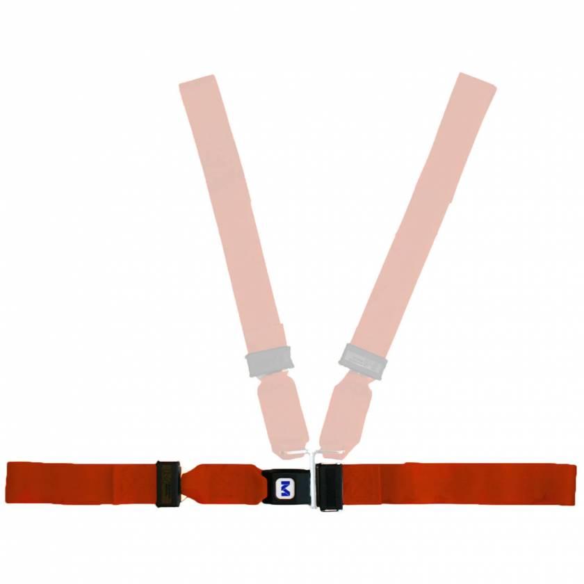 Nylon Shoulder Harness Strap System - Lap Strap Only