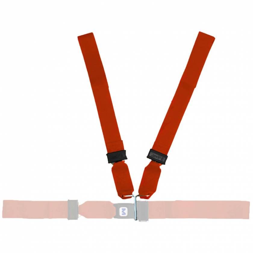 Polypropylene Shoulder Harness Strap System - Shoulder Straps Only