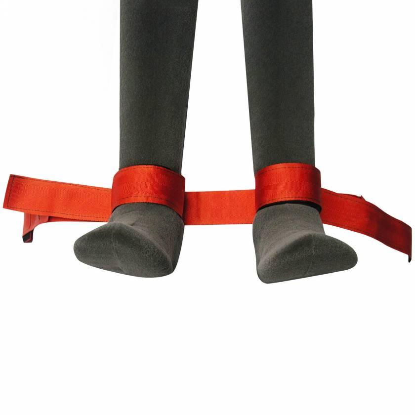 Morrison Medical 1291 Nylon Ankle Restraint with Hook & Loop