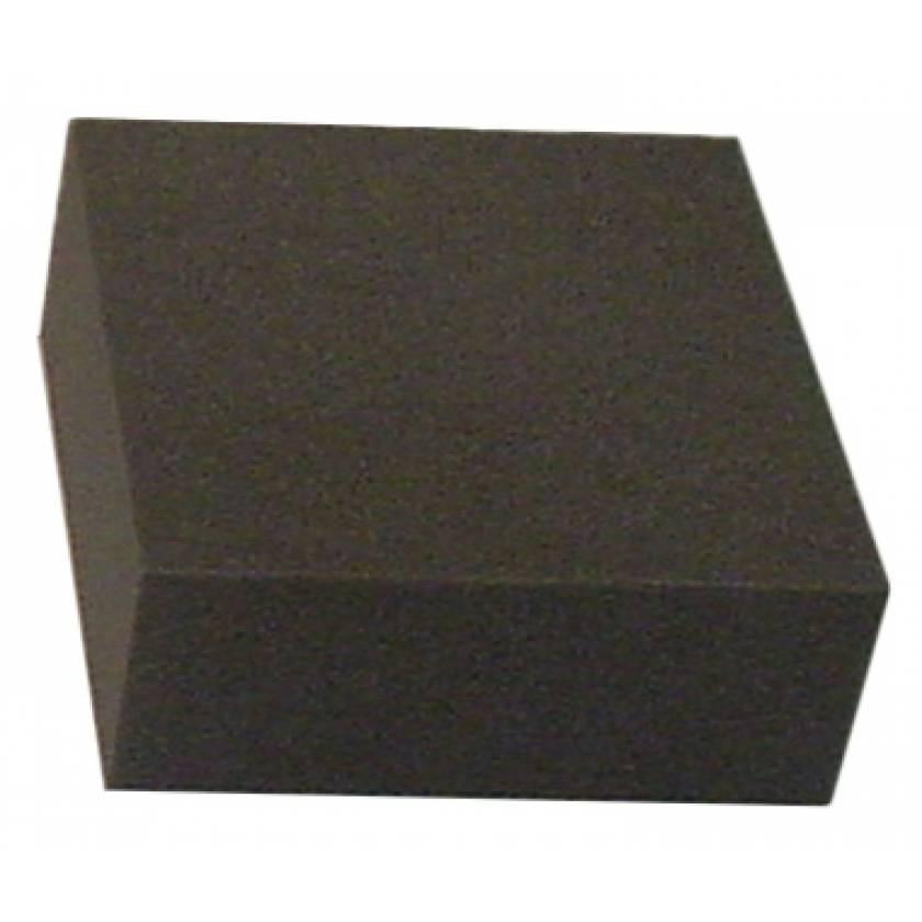"Rectangle Foam Positioner - 4""H x 10""W x 10""L"
