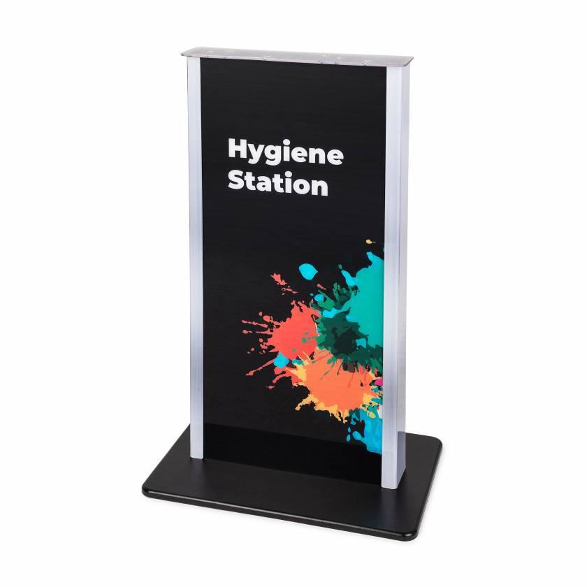 FlexiStore Dispenser Kiosk - Splash