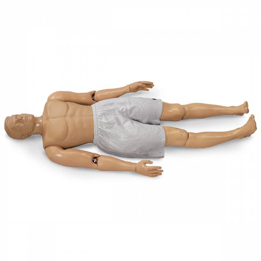 Simulaids Large Hard Body Rescue Randy - 185-lb.