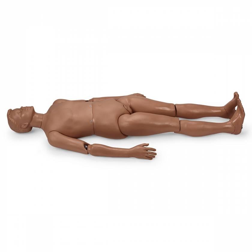 Simulaids Weighted Patient Care Manikin - Dark