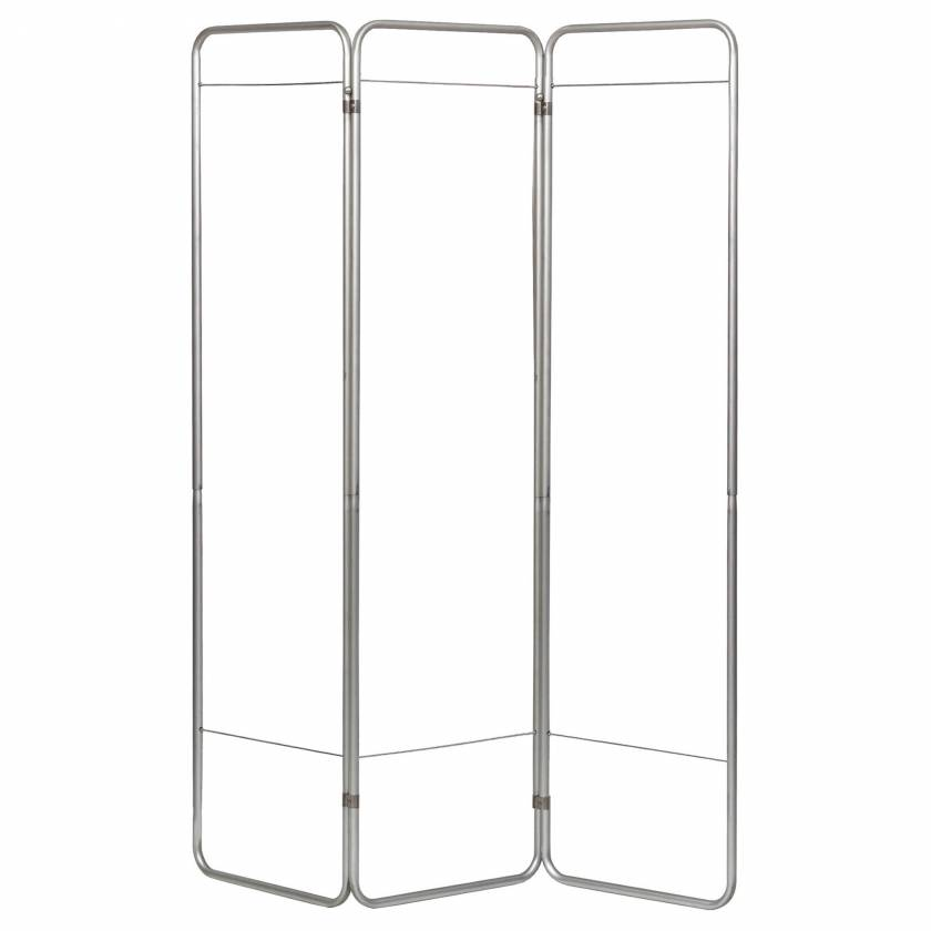 Economy 3-Section Folding Screen Frame 153093