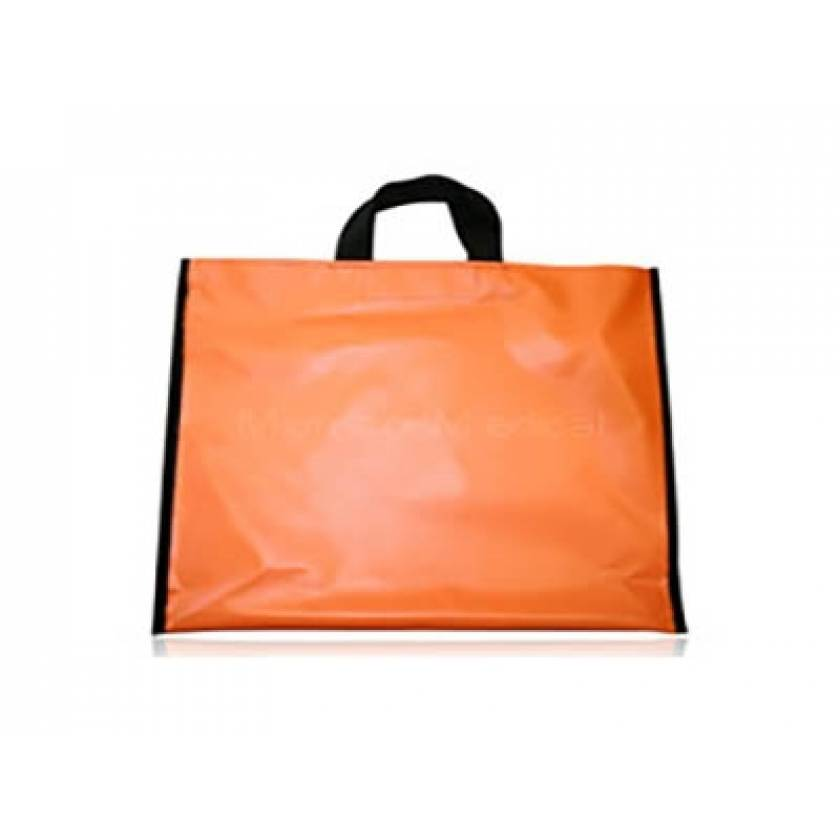 Best Strap System Orange Vinyl Carrying Case