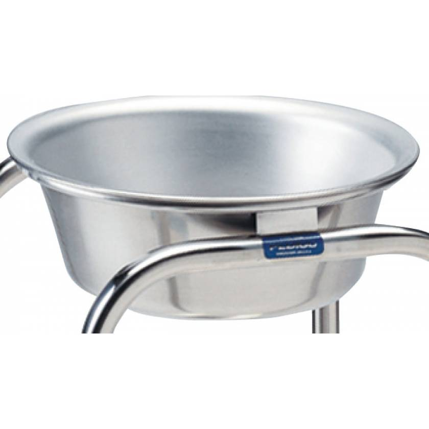 Pedigo Stainless Steel Basin - 7 Quart