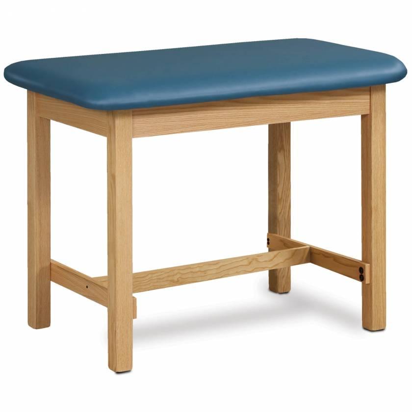 Clinton Mode 1701 H-Brace Taping Table
