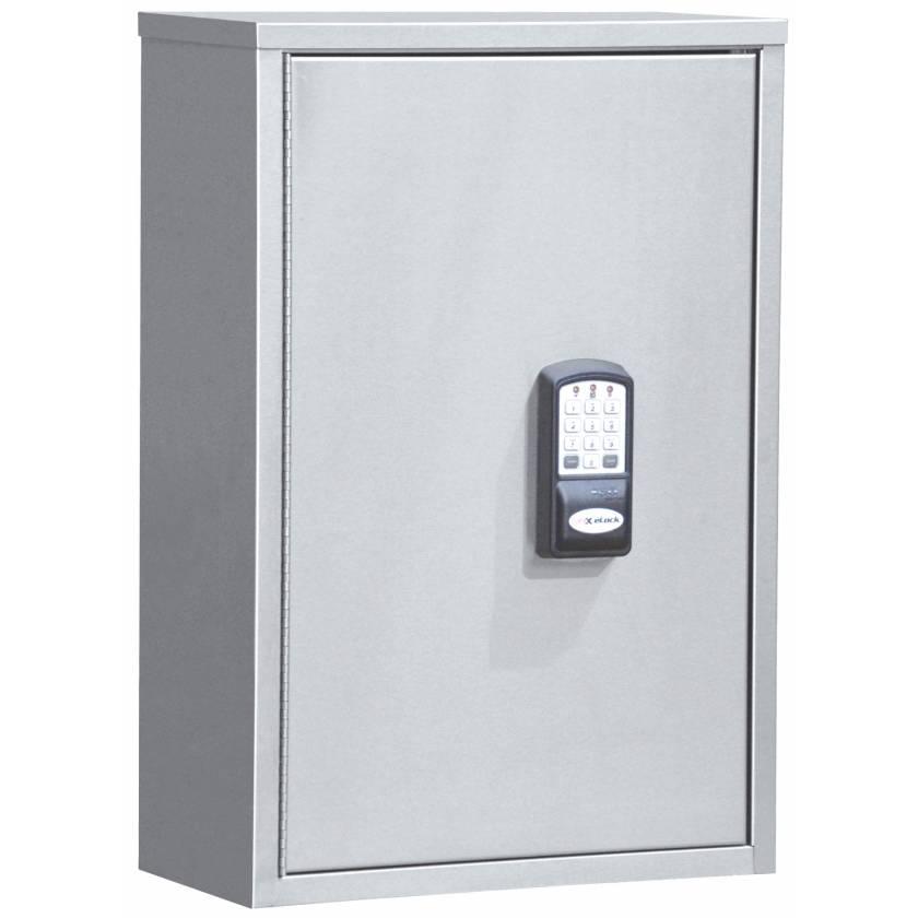 Deluxe Single Door Audit Narcotic Cabinet with Digital Keypad Lock
