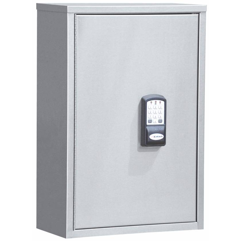 Deluxe Single Door Audit Narcotic Cabinet with Digital Keypad Lock