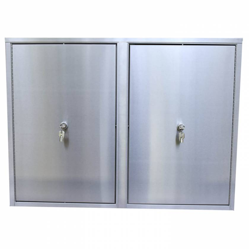 OmniMed 181851 Medium Twin Narcotic Cabinet