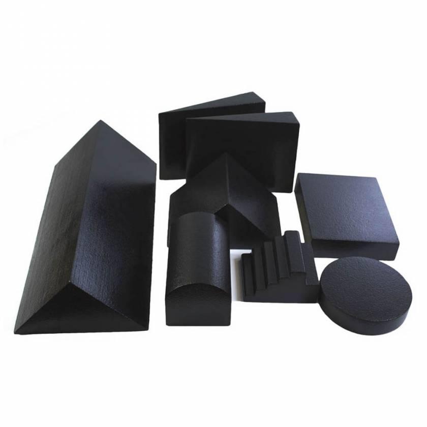 Standard R & F Positioning Kit - ScanCoat Black (SKU: 19-SCB)