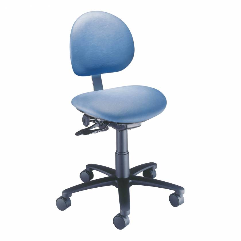 Model 21435B Millennium Backrest Task Chair Without Arm Rests