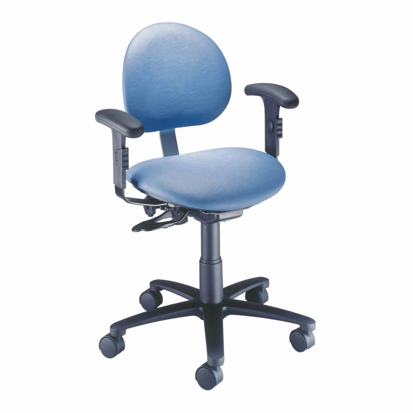 Model 21435BA Millennium Backrest Task Chair With Arm Rests