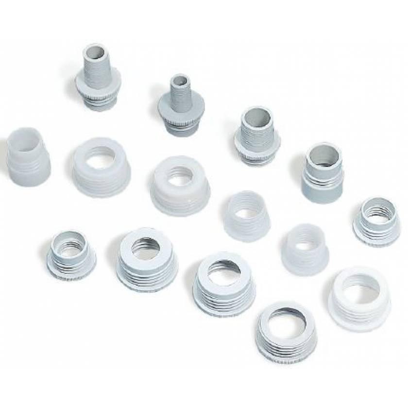 BrandTech Bottle Thread Adapters for Dispensette Bottletop Dispensers