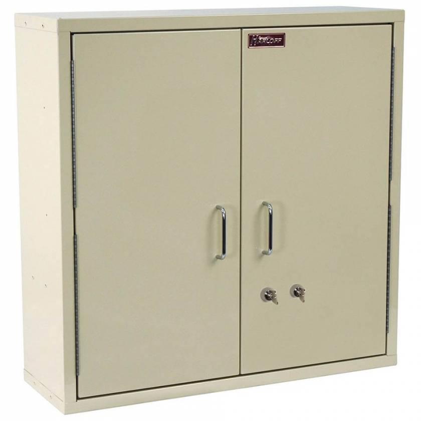 "Harloff H-2740PC-D Large Narcotics Cabinet 30""H x 30"" W x 10""D"