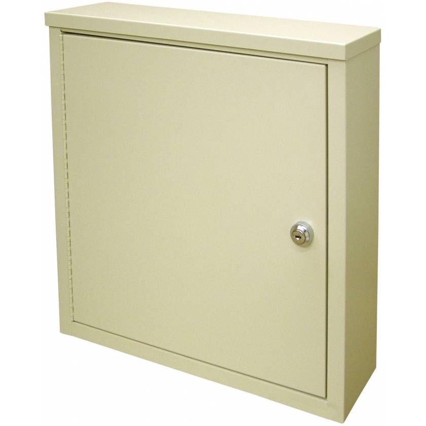 "Small Wall Storage Cabinets - 16.75"" H x 16"" W x 4"" D"