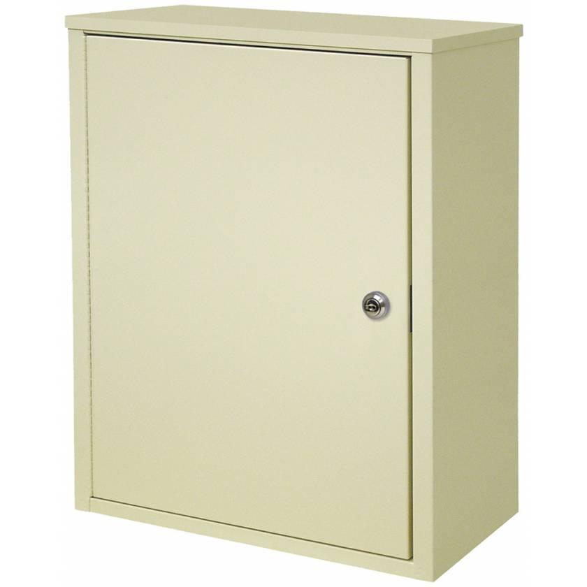 """Medium Wall Storage Cabinets - 16.75"""" H x 16"""" W x 8"""" D"""