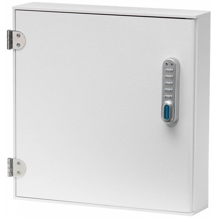 "ABS Patient Security Cabinet - 16.25"" H x 16"" W x 4"" D"
