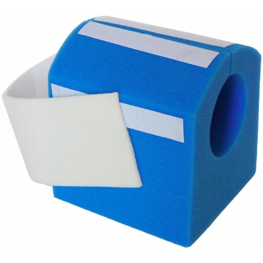 """Disposable Foot Drop Stop Cradle - 7"""" x 6.25"""" x 7.25"""" Thick"""