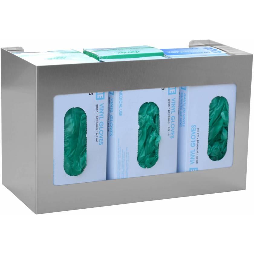 Omni Hexa Stainless Steel Glove Box Holder