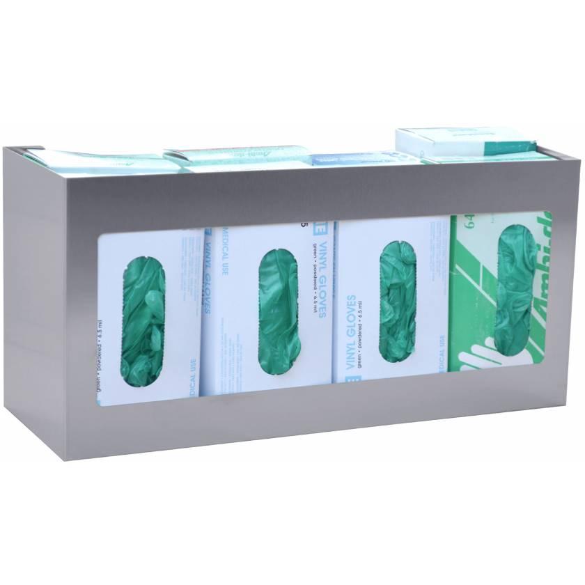 Omni Octo Stainless Steel Glove Box Holder