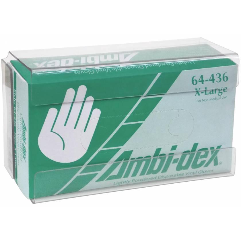 Clear PETG Glove Box Holder - Single