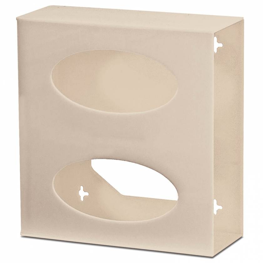 OmniMed 305367 Antimicrobial Double Acrylic Glove Box Holder