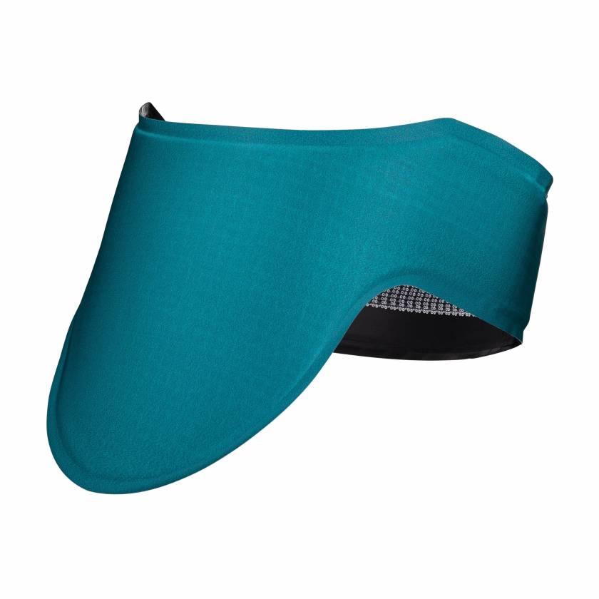 Radgenic Lead Fluid Proof Thyroid Shield - 0.50 mm - Teal