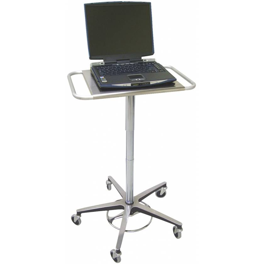 Adjustable Laptop Transport Stand