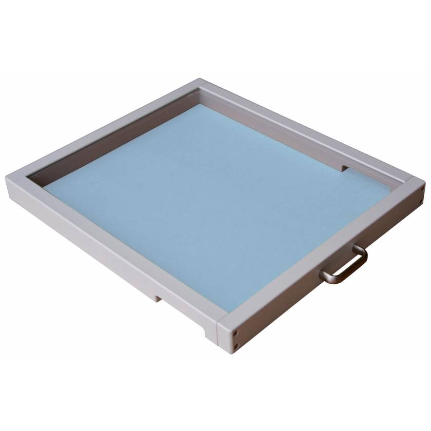 "CR Plate & DR Panel Protector - 14"" x 17"" - 750 lbs Capacity"
