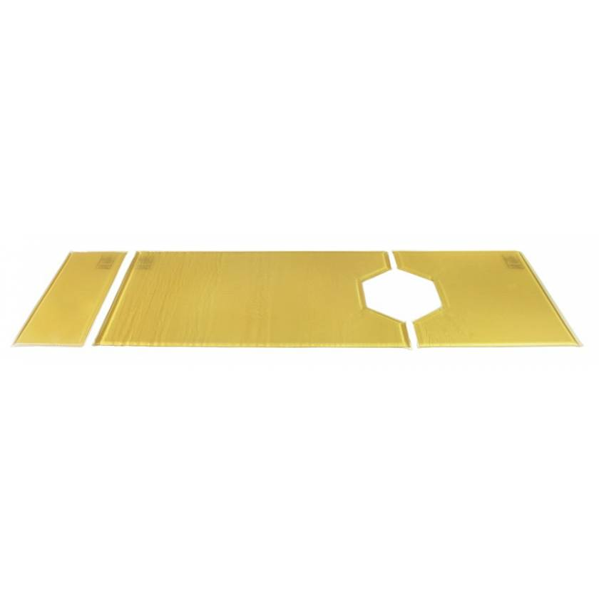 Action O.R. Gel Overlay 3-Piece Set Pad for Segmented Operating Tables